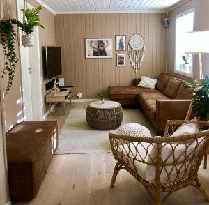 confusedab's Bohemian Living Room from Reddit