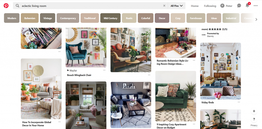 Eclectic Rugs on Pinterest