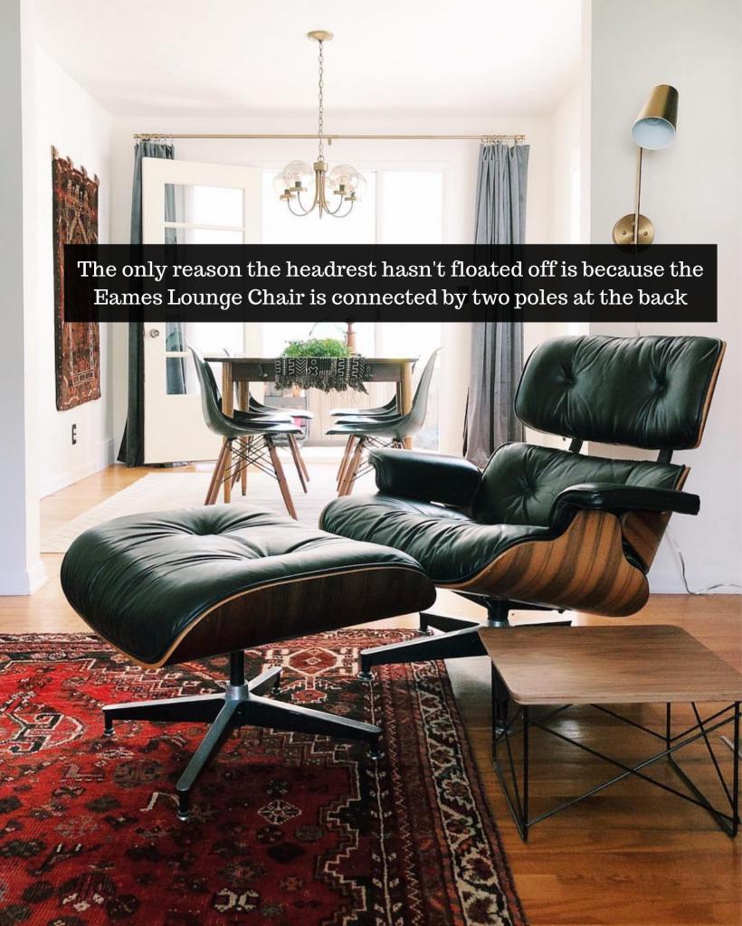 Themorningmoon's eames lounge chair