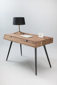 Mid-century modern desk from habitables