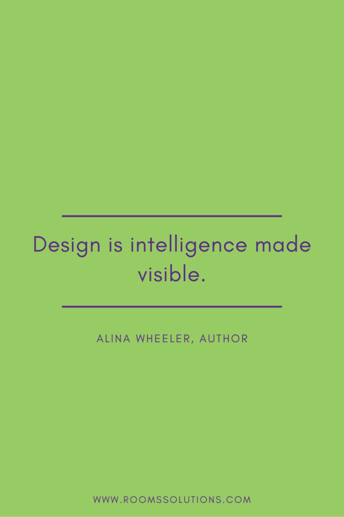 Alina Wheeler Design Quote