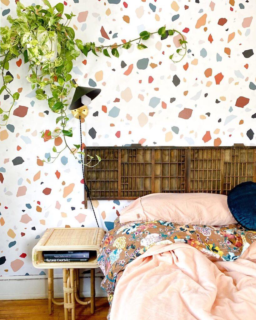 @katepearcevintage boho bedroom