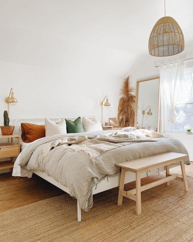 @imrebeccaheart boho bedroom