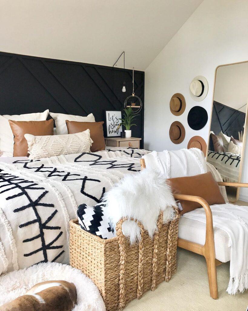 @laurenbylauren boho bedrooms