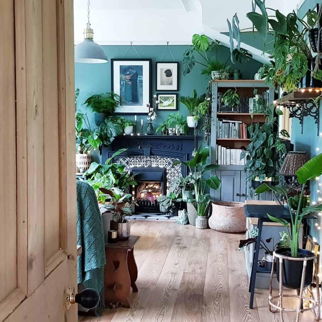Nessie Living Room Flooring