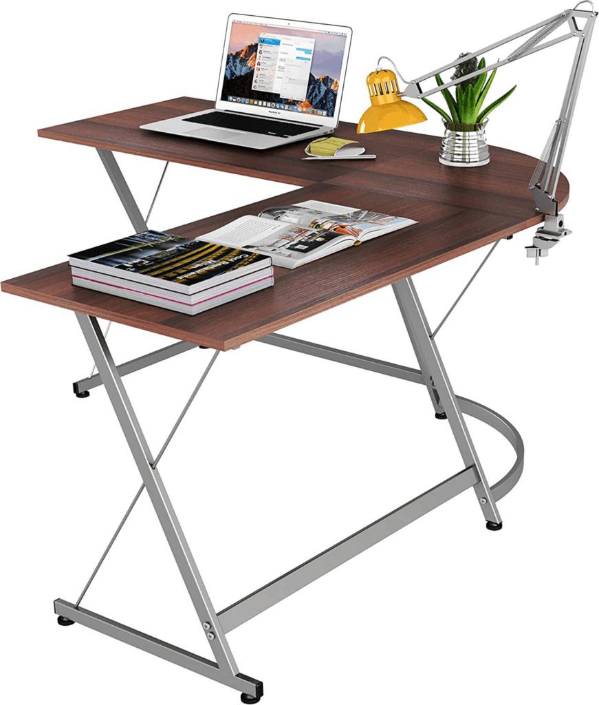 Le Crozz Desk Side View