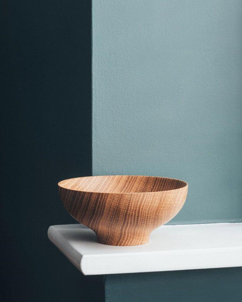 Jonathan Renton - English oak bowl