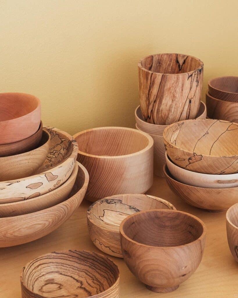 Jonathan Renton Selection of Bowls